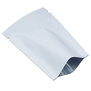 Aluminum Foil 4 side Seal Packaging Bag Pouches