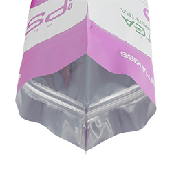 Ouma Reclosable or Resealable Ziplocks features assure that the contents stay fresh for a long time