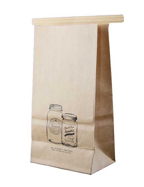 Tin Tie Paper Coffee Bags & Pouches with Printing