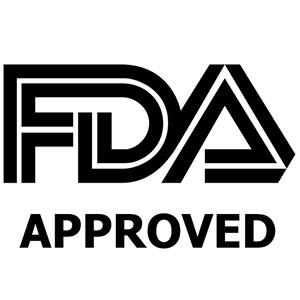 FDA ceritificate logo