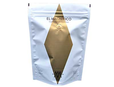 Alu foil stand up Coffee Bags